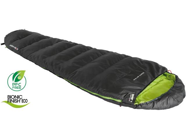 High Peak Black Arrow Sleeping Bag darkgrey/green